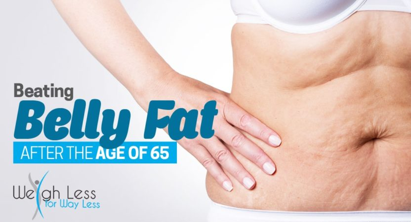 Losing Belly Fat after 65: What Are My Options?