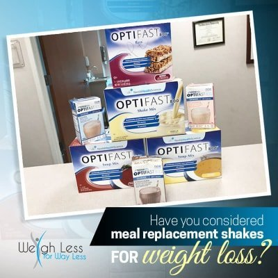 Weight loss Shakes - meal replacement- optifast