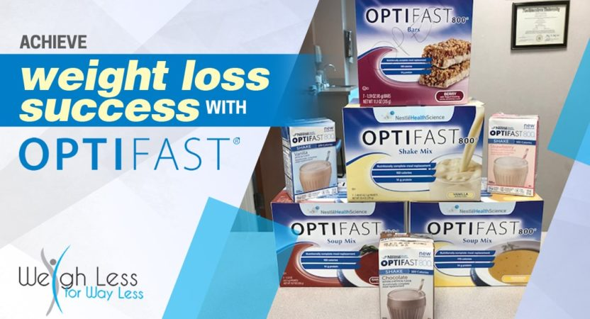 Achieve Weight Loss Success with OPTIFAST