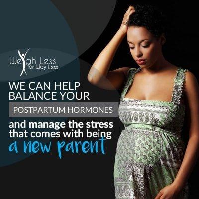 Postpartum hormone