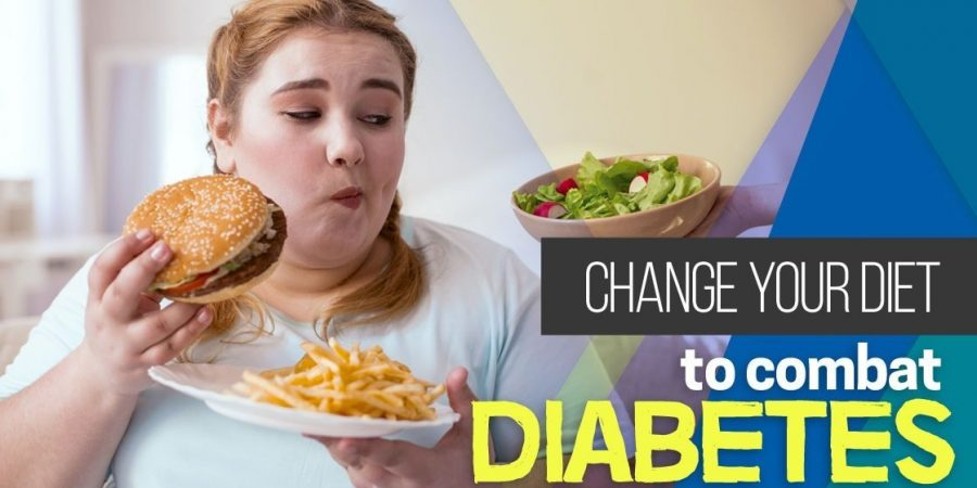 Change Your Diet to Combat Diabetes