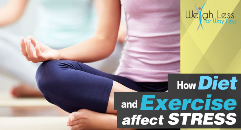 How Diet and Exercise Affect Stress